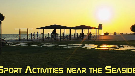 Thumbnail for Sport Activities Near The Seaside