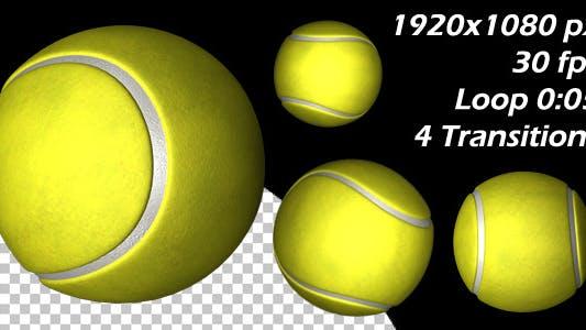 Thumbnail for Tennisballschlaufe und Übergang