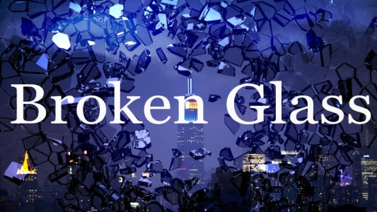 Thumbnail for 3D Broken Glass With Alpha