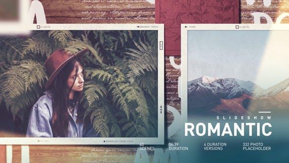 Slideshow Romantic