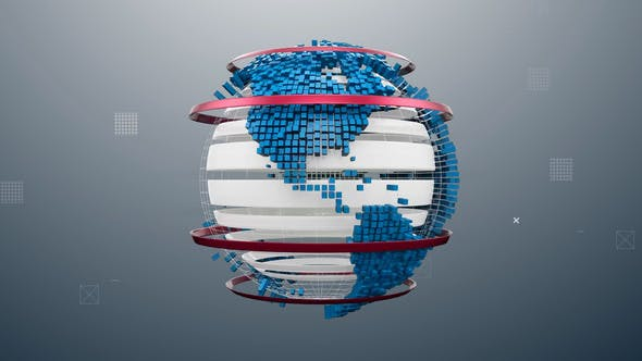 Broadcast Globe Logo