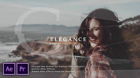 Elegance Cinemática Opener | Presentación de diapositivas