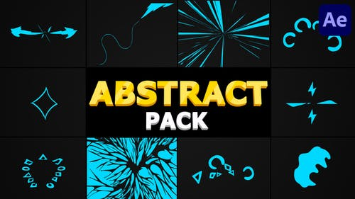 Abstract Pack   After Effects