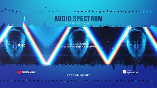 Audio Spectrum Constructor