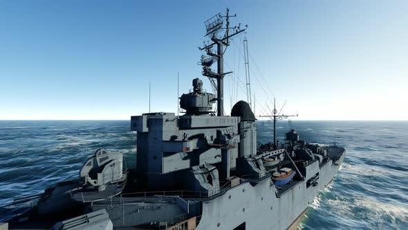 Thumbnail for Warship