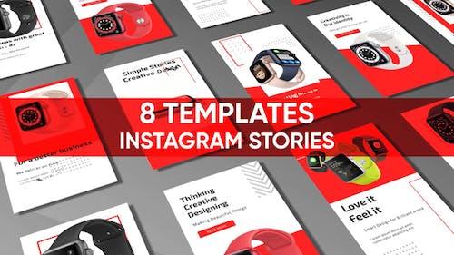 Product Promo Instagram Stories V38