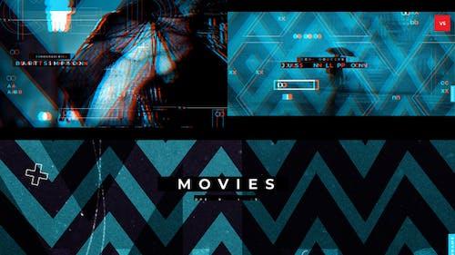 Typographic Movie Opener
