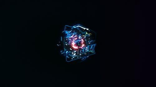 Lightning Energy Logo Opener