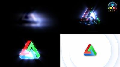Light Rays Logo Reveal