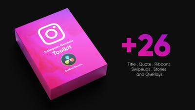 Instagram Elements Toolkit
