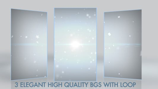 Thumbnail for Elegant White-3 Bg Pack