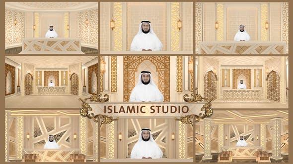 Islamic studio