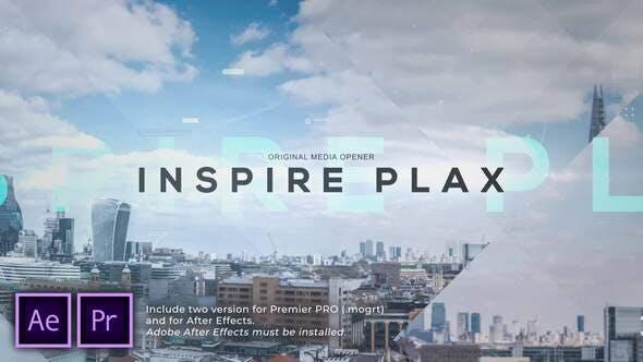 Inspire Parallax - Abridor de fotos