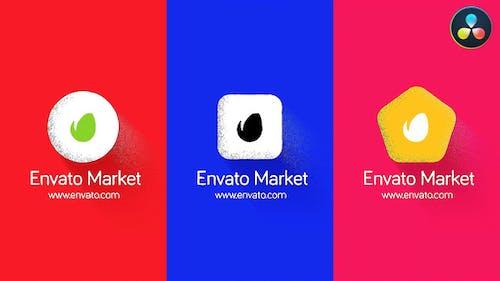 Colorful Logo for DaVinci Resolve