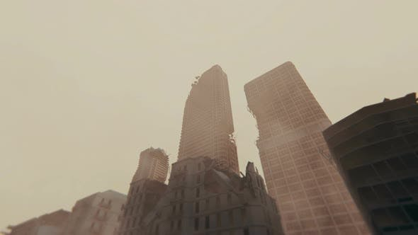 Thumbnail for 4K Post Apocalyptic Buildings