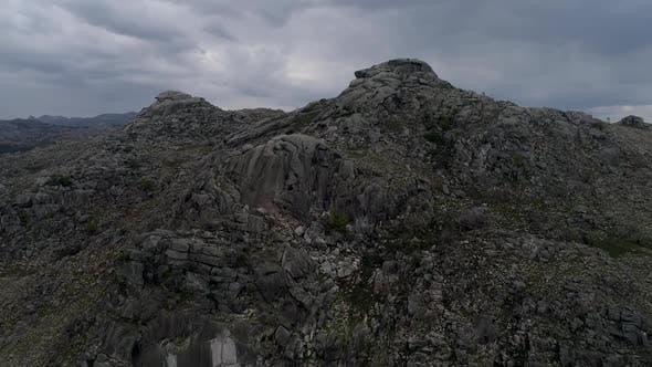 Thumbnail for Aerial Mountain Glacier