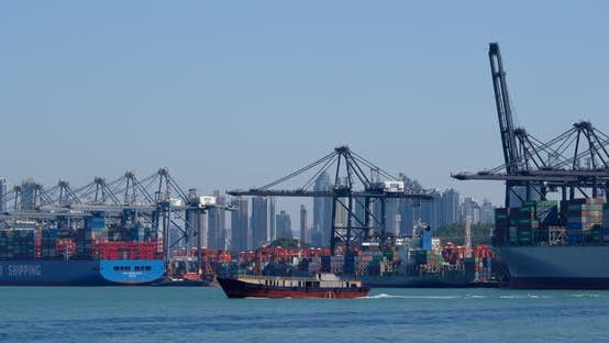 Thumbnail for Kwai Tsing Container Terminals