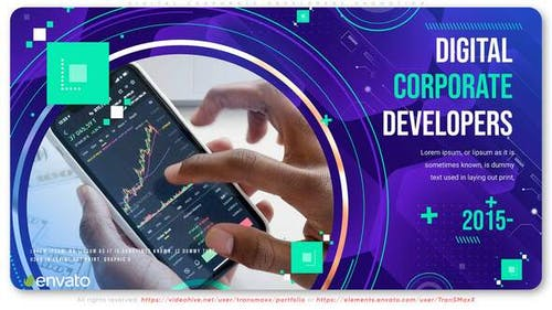 Digital Corporate Developers Promotion