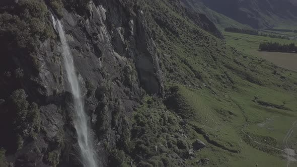 Thumbnail for Scenic waterfall