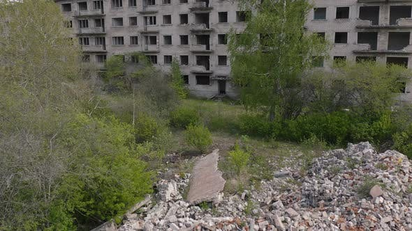 Ruins Of War, Urban Decay of Abandoned City