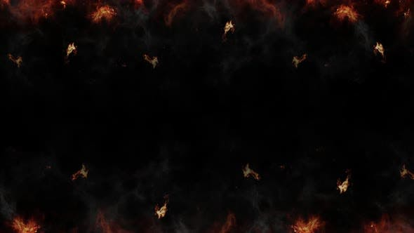 Thumbnail for Fire Flames Burning
