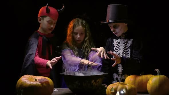 Thumbnail for Halloween Evil Kids