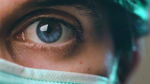 Doctor Blue Eye