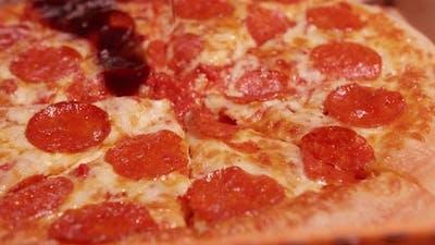 Slicing Pizza