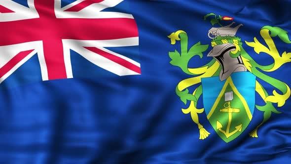 Thumbnail for Pitcairn Islands Flag