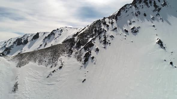 Cover Image for Winter Mountain Peak