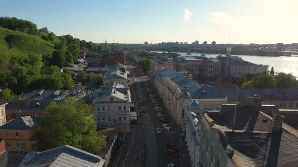Thumbnail for A Flight Over a Provincial Russian Town
