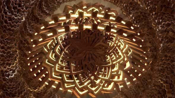 Mandala Ornament 2