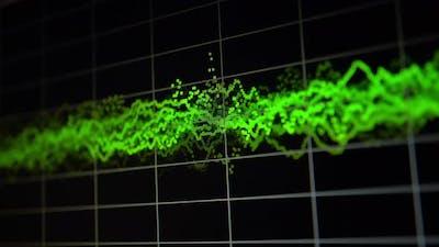 Digital Audio Waveform