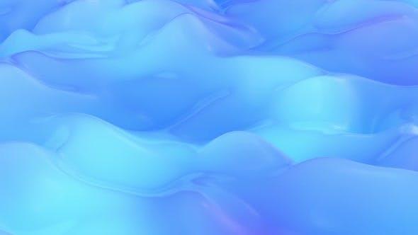 Thumbnail for Blue Gradient Fluid Loop