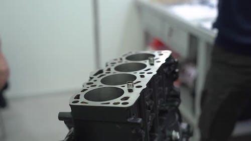 Engine Spare Part