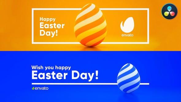 Easter Egg Opener for DaVinci Resolve