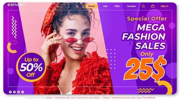 Mega Fashion Sales