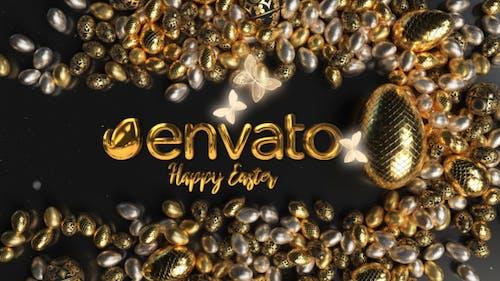Egg Logo Reveal | Easter