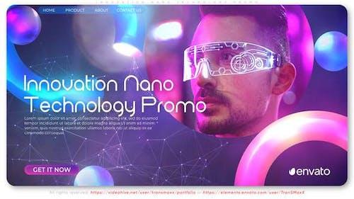 Innovation Nano Technology Promo