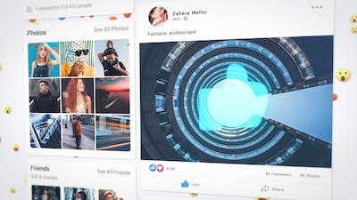 Facebook Intro