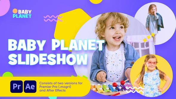 Baby Planet Promo Slideshow