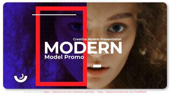 Presentación de modelos modernos