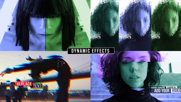 Energetic Music Video