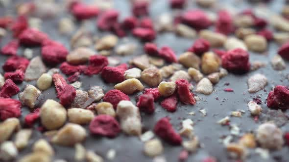 Thumbnail for Chocolate With Raspberries And Nuts 3