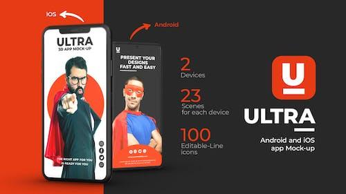 Ultra App Promo