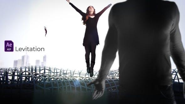 Levitation Advertisement