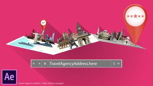 Travel Agency Advert