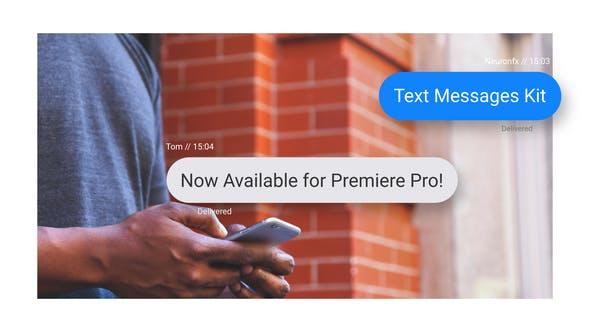 Textnachrichten Toolkit