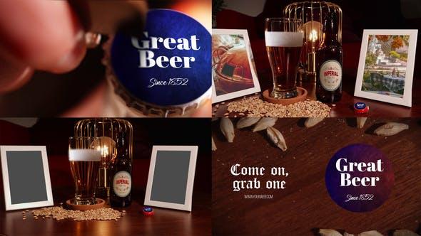 Bière Diaporama Promo