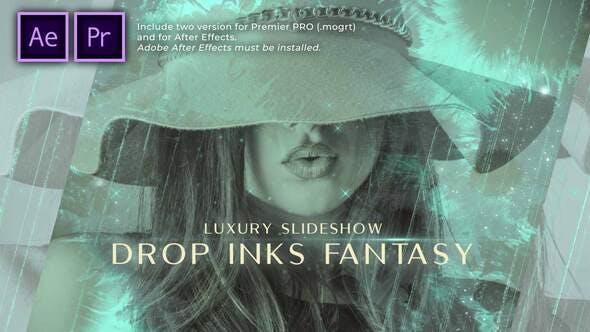 Caída Inks Fantasy Slideshow
